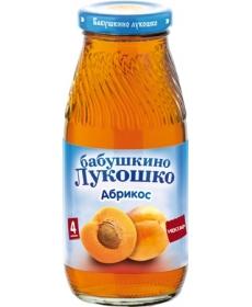 Бабушкино Лукошко 200мл Нектар Абрикос