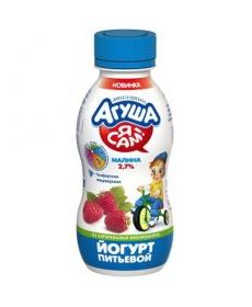 Агуша Я САМ! йогурт 200г Малина