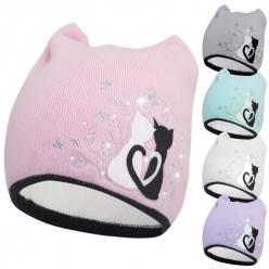 Fishka D4-866 шапка подростковая 54-56
