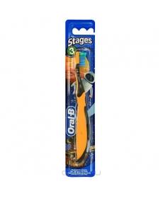 ORAL-B Зубная щетка Stages 3 мягкая