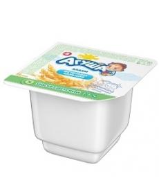 Агуша йогурт вязкий 90г со злаками