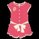 Детская одежда для девочек (3-9 лет)